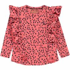 Tumble 'n Dry Tumble 'N Dry, longsleeve, josina, koraal roze