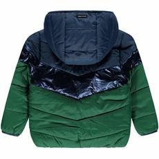 Tumble 'n Dry Tumble 'n Dry; winterjas blauw/groen Hale navy Stirling