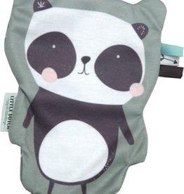 Little Dutch Little Dutch; knisperknuffel panda, mint