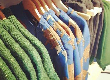 30% op alle kleding