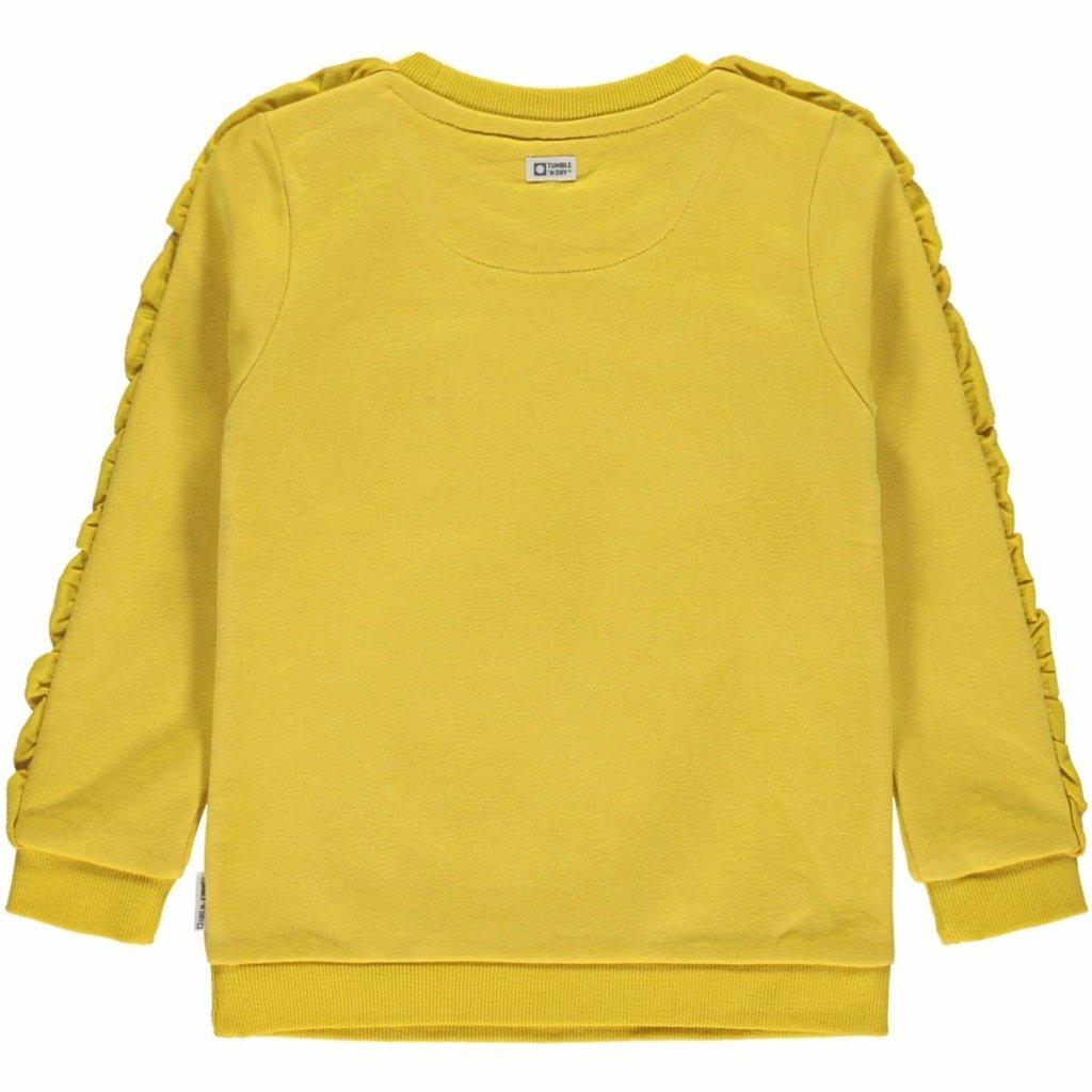Tumble 'n Dry Tumble 'N Dry, trui, karyan, geel