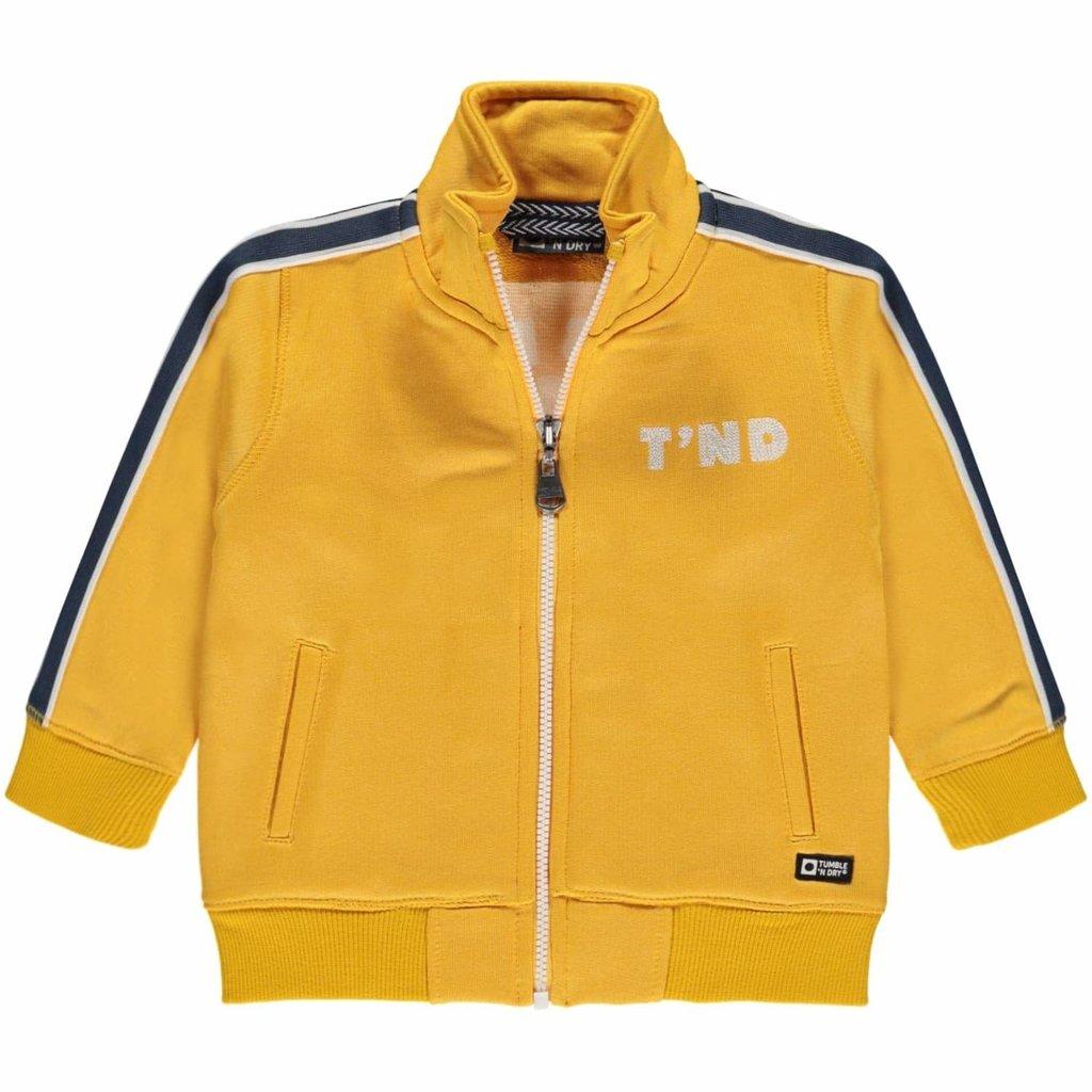 Tumble 'n Dry Tumble 'n Dry; vest, senyo, geel