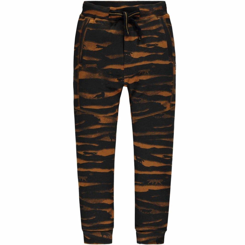 Tumble 'n Dry Tumble 'N Dry, joggingbroek, vedat, zwart/bruin