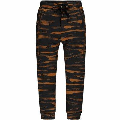 Tumble 'n Dry Tumble 'n Dry;  joggingbroek, vedat, zwart/bruin