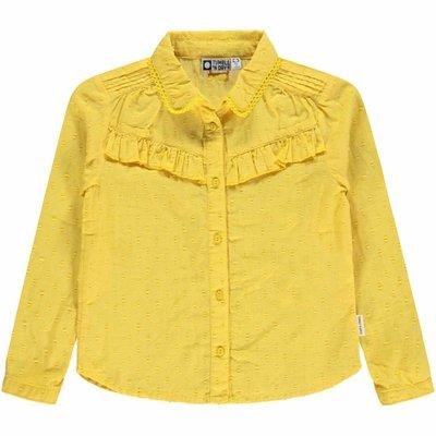 Tumble 'n Dry Tumble 'n Dry; blouse geel Sulpher Karlotta