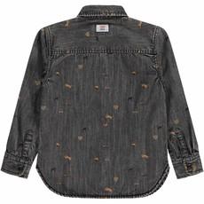 Tumble 'n Dry Tumble 'n Dry;   blouse, grijs Vinn