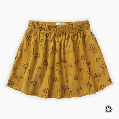 Sproet & Sprout Skirt print Palm Tree