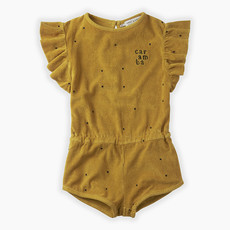Sproet & Sprout Jumpsuit Dots Caramba