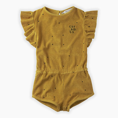 Sproet & Sprout Sproet & Sprout; Jumpsuit Dots Caramba