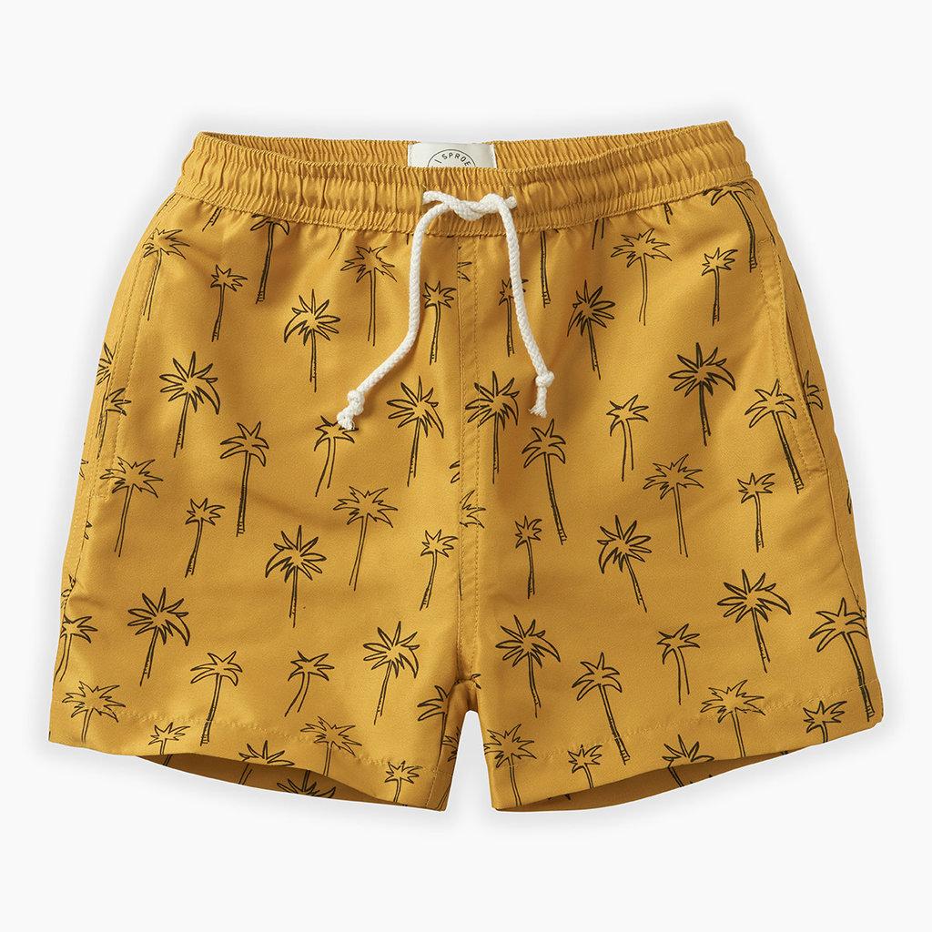 Sproet & Sprout Swim shorts print Palm Tree