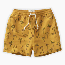 Sproet & Sprout Sproet & Sprout;  shorts print Palm Tree