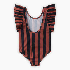 Sproet & Sprout Swimsuit Painted Stripe
