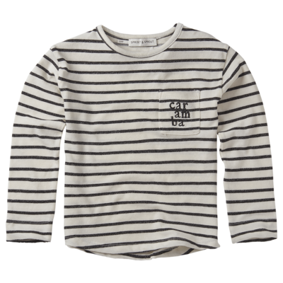 Sproet & Sprout Sproet & Sprout; T-shirt L/S Stripe