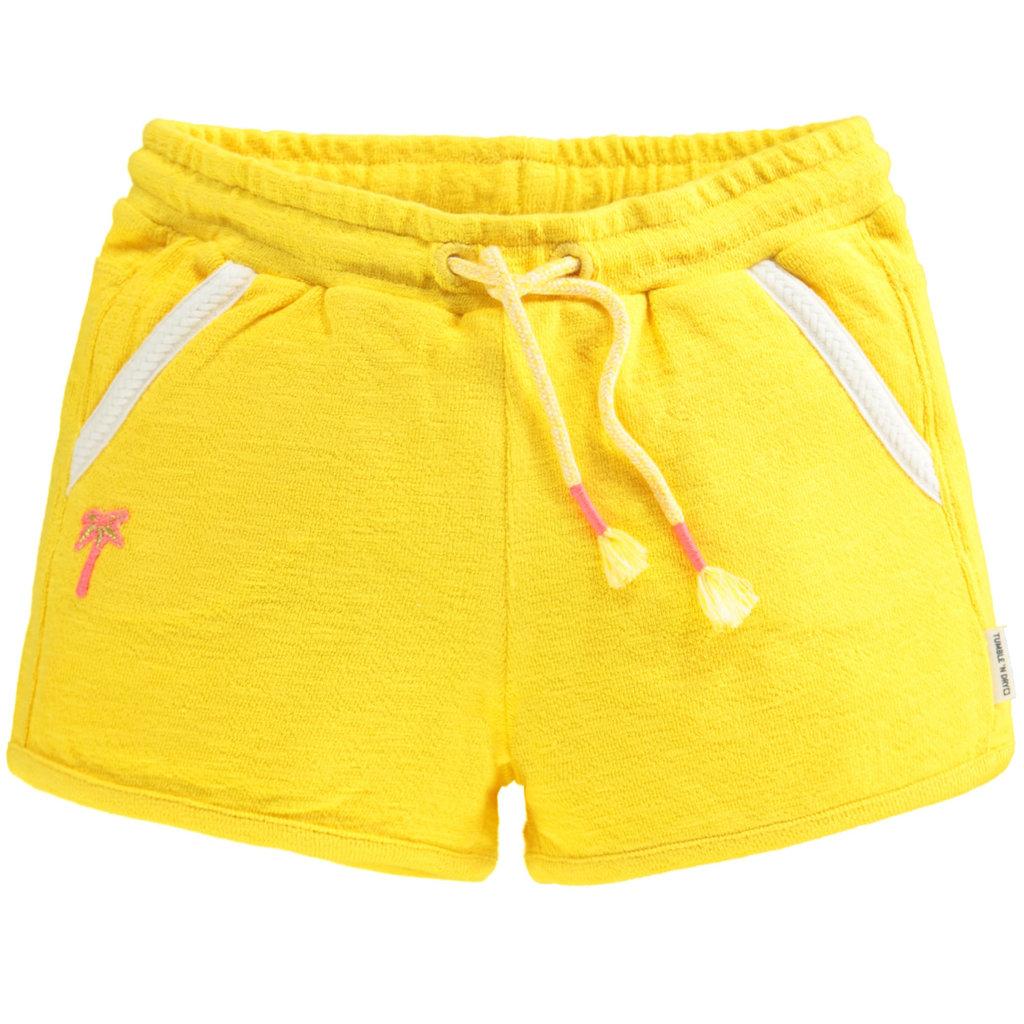 Tumble 'n Dry Tumble 'n Dry; korte broek geel Dandellion Clearfield