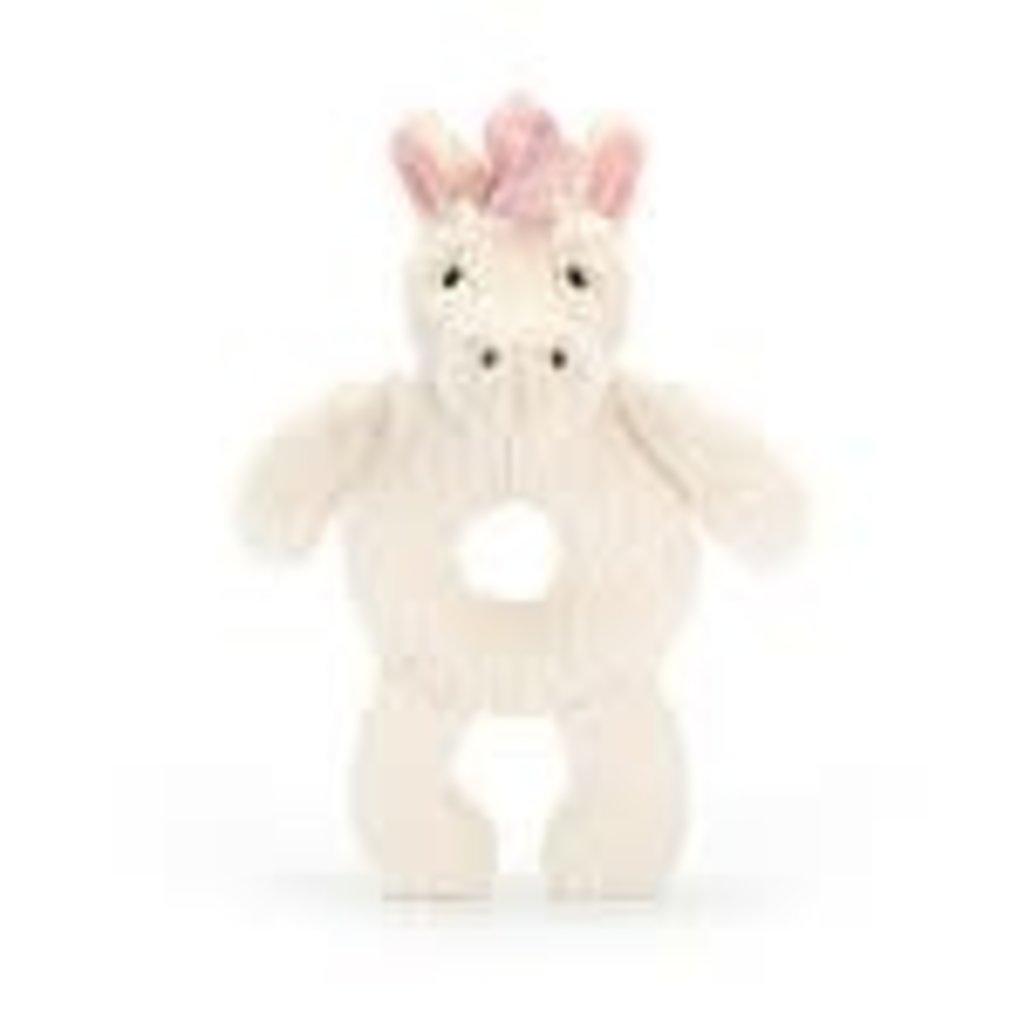 jellycat Jellycat; Bashful Unicorn Grabber