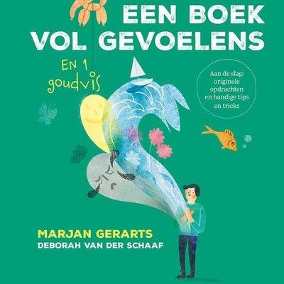 kinderboek: een boek vol gevoelens