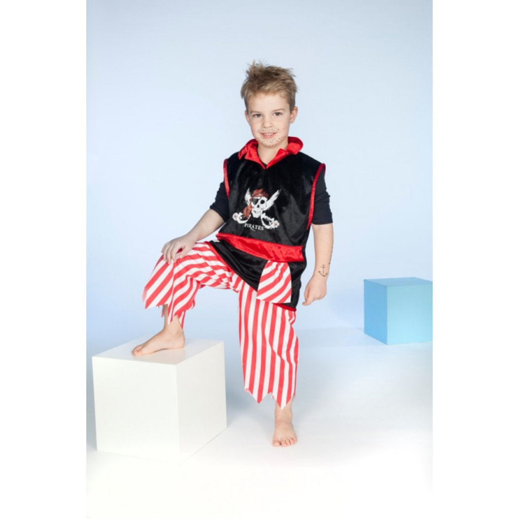 Pirate Gregg R&R (5-7 jaar)