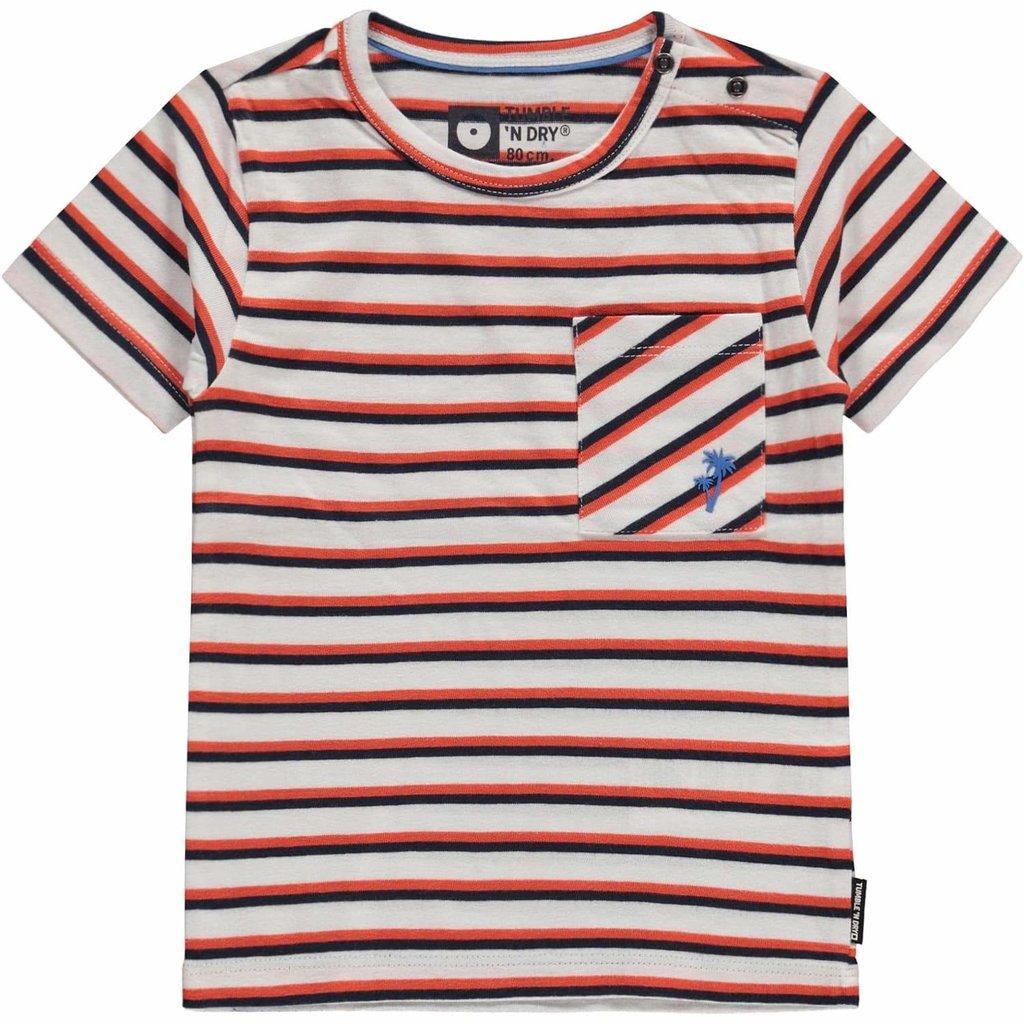 Tadio t-shirt Tumble 'n Dry