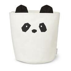 Liewood opberg mand panda 30x25