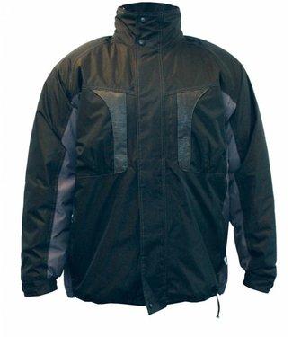 M-Wear M-Wear parka 8520, zwart/grijs