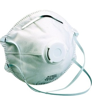 M-Safe M-Safe 6210 stofmasker FFP2 met ademventiel