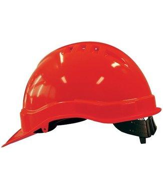 M-Safe M-Safe Veiligheidshelm MH6000 rood