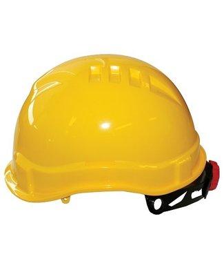 M-Safe M-Safe MH6030 veiligheidshelm korte klep geel