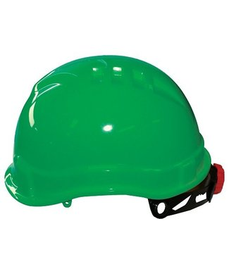 M-Safe M-Safe MH6030 veiligheidshelm korte klep groen