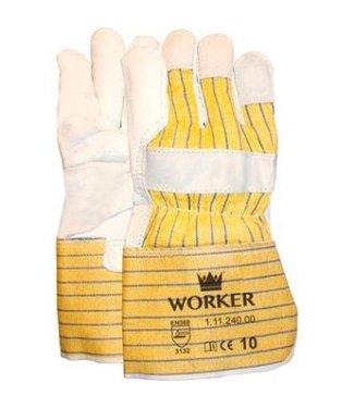 M-Safe Werkhandschoenen Nerfleder type Worker, 1.11.240.00