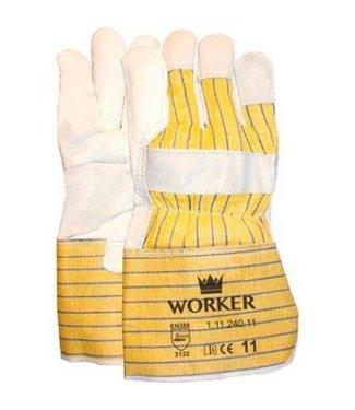 M-Safe Werkhandschoenen Nerfleder type Worker, 1.11.240.11
