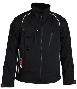 M-Wear M-Wear 6101 softshell jas