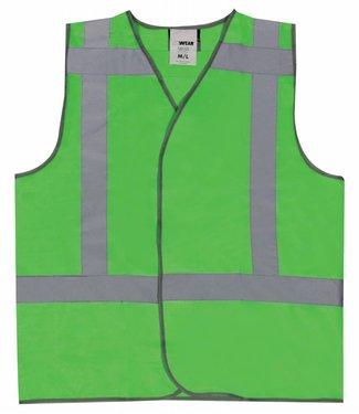 M-Wear M-Wear 0185 verkeersvest RWS Groen