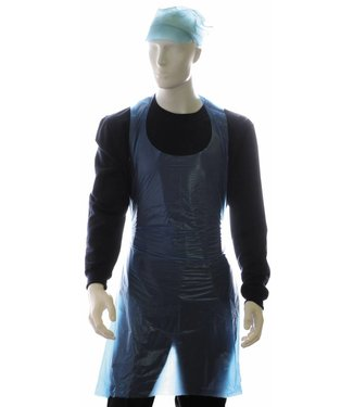 M-Wear Scheurschort polyethyleen 107x78 cm