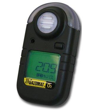 M-Safe Gazomat O2 draagbare gasdetector