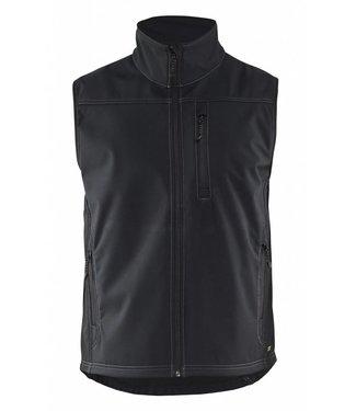 Blaklader Blåkläder 8170-2515 Softshell bodywarmer Zwart