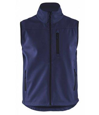 Blaklader Blåkläder 8170-2515 Softshell bodywarmer Marineblauw