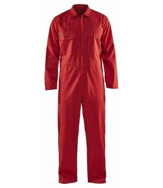 Blaklader Blåkläder 6270-1800 Overall Rood