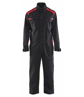 Blaklader Blaklader 6054-1800 Overall Industrie Zwart/Rood