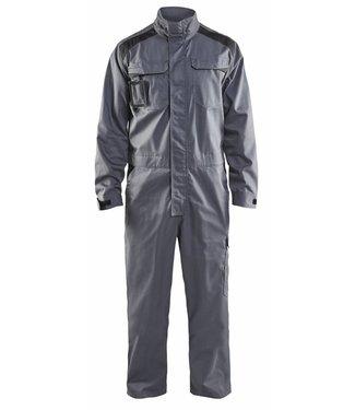 Blaklader Blåkläder 6054-1800 Overall Industrie Grijs/Zwart
