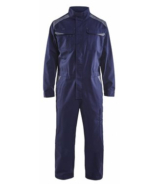 Blaklader Blåkläder 6054-1800 Overall Industrie Marineblauw/Grijs