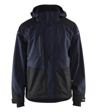 Blaklader Blåkläder 4988-1987 Shelljack Donker marineblauw/Zwart