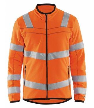 Blaklader Blaklader 4941-1010 Microfleecevest High Vis Oranje