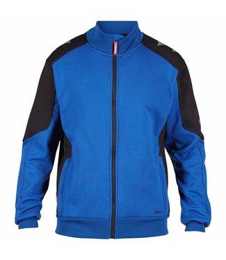 F.Engel F.Engel 8830-223  Sweater Korenblauw/Anthraciet