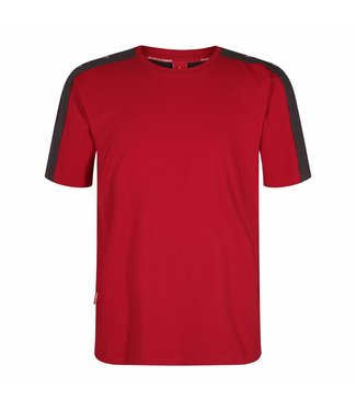 F.Engel F.Engel Galaxy T-Shirt 9810-141 Rood/Anthraciet