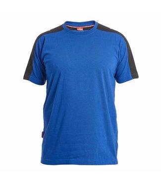 F.Engel F.Engel Galaxy T-Shirt 9810-141 Korenblauw/Zwart