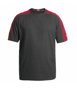 F.Engel F.Engel Galaxy T-Shirt 9810-141 Anthraciet/Rood