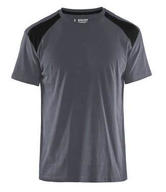 Blaklader Blaklader T-Shirt 3379-1042 Grijs/Zwart