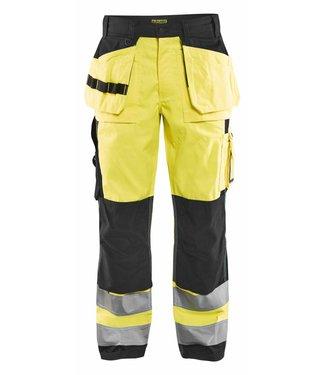 Blaklader Blaklader HIGH VIS broek 1533-1860 Geel/Zwart