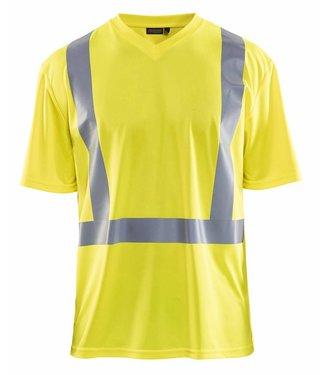 Blaklader Blaklader 3382-1011 High Vis T-shirt UV-bestendig