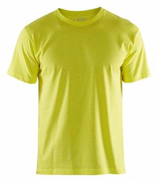 Blaklader Blaklader T-Shirt 3525-1042 Geel